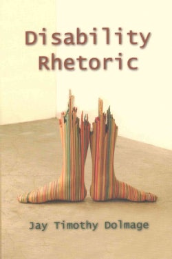 Disability Rhetoric (Paperback)