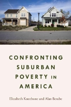 Confronting Suburban Poverty in America (Paperback)