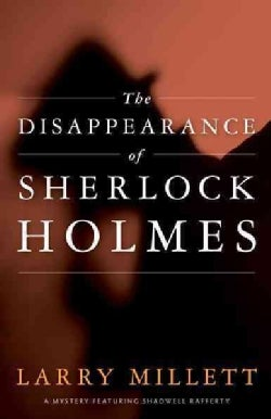 The Disappearance of Sherlock Holmes (Paperback)