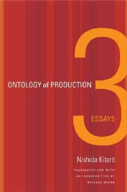 Ontology of Production: 3 Essays (Paperback)