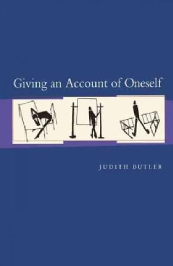 Giving an Account of Oneself (Paperback)