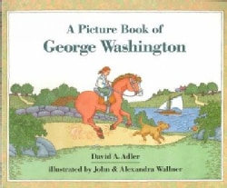 A Picture Book of George Washington (Paperback)