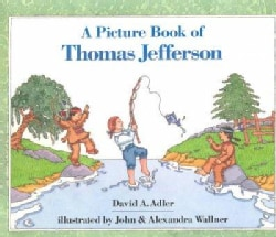 A Picture Book of Thomas Jefferson (Paperback)