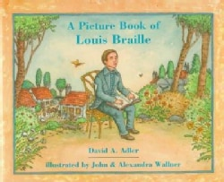 A Picture Book of Louis Braille (Hardcover)