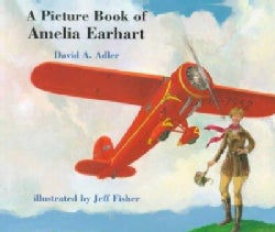 A Picture Book of Amelia Earhart (Paperback)