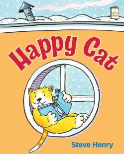 Happy Cat (Hardcover)