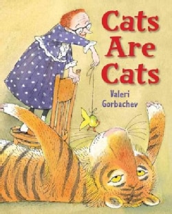 Cats Are Cats (Paperback)