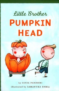 Little Brother Pumpkin Head (Hardcover)