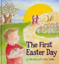 The First Easter Day (Board book)