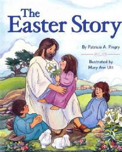 The Easter Story (Board book)