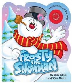 Frosty the Snowman (Board book)