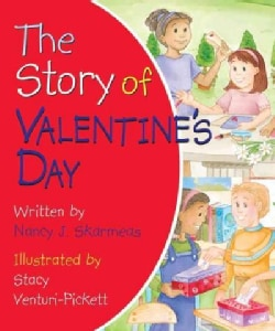 The Story of Valentine's Day (Board book)