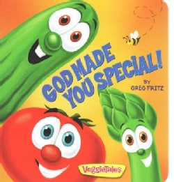 God Made You Special! (Board book)