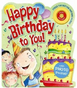 Happy Birthday to You! (Board book)
