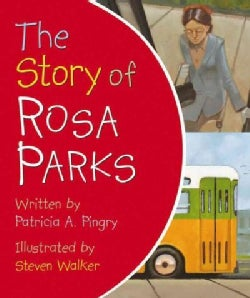 The Story of Rosa Parks (Board book)