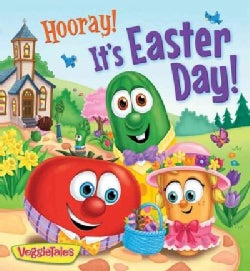 Hooray! It's Easter Day! (Board book)