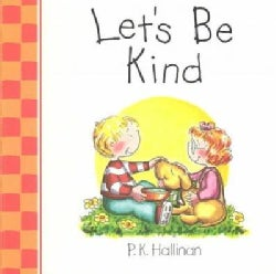 Let's Be Kind (Board book)