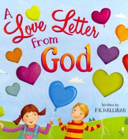 A Love Letter from God (Hardcover)