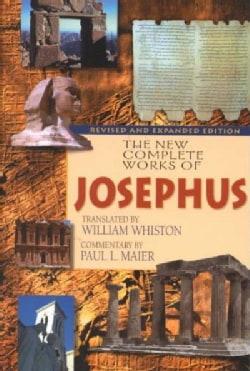 The New Complete Works of Josephus (Paperback)