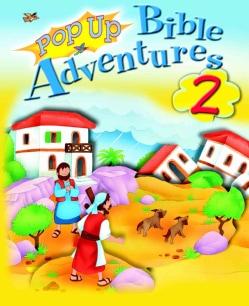 Pop Up Bible Adventures 2: 6 Bible Action Stories (Hardcover)