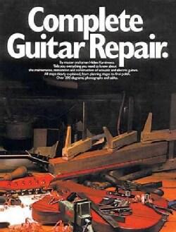 Complete Guitar Repair (Paperback)
