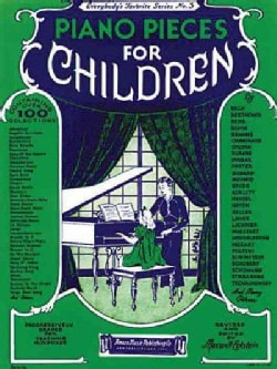 Piano Pieces for Children: Everybody's Favorite Series (Paperback)