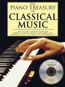 The Piano Treasury of Classical Music