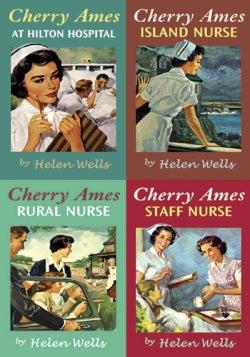 Cherry Ames Box Set books 13-16: At Hilton Hospital, Island Nurse, Rural Nurse and Staff Nurse (Hardcover)