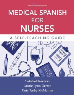 Medical Spanish Made Incredibly Easy! Series#174: (2004, Revised) Book and CDrom