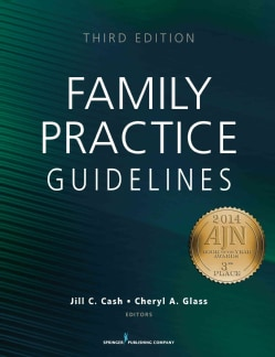 Family Practice Guidelines (Paperback)