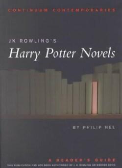J. K. Rowling's Harry Potter Novels: A Reader's Guide (Paperback)