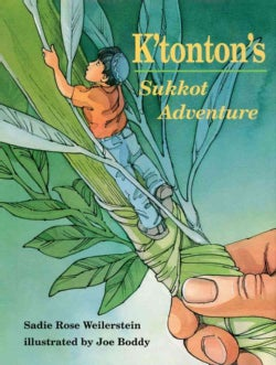 K'tonton's Sukkot Adventure (Paperback)