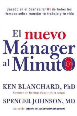 El nuevo manager al minuto / One Minute Manager (Hardcover)