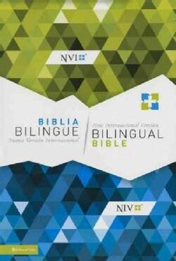 Biblia Bilingue Nueva Version Internacional / New International Version Bilingual Bible: Nueva Version Internacio... (Paperback)