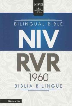 Holy Bible: Reina Valera Revisada 1960 / New International Version, Imitacion/Leather-Look, Biblia bilingue (Paperback)