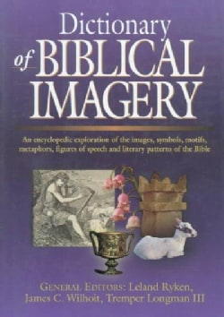 Dictionary of Biblical Imagery (Hardcover)