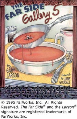The Far Side Gallery 5 (Paperback)