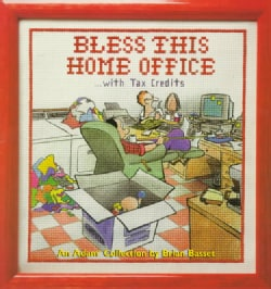 Bless This Home Office...With Tax Credits: An Adam Collection (Paperback)