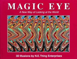 Magic Eye: A New Way of Looking at the World (Hardcover)
