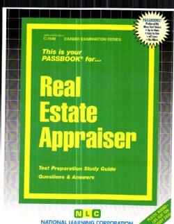 Real Estate Appraiser (Paperback)