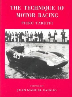 The Technique of Motor Racing (Hardcover)
