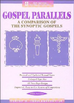 Gospel Parallels: A Comparison of the Synoptic Gospels/New Revised Standard Version (Hardcover)
