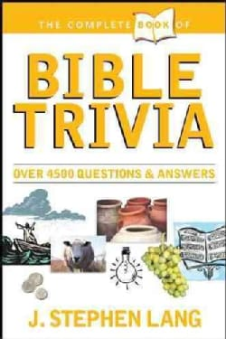 Complete Book of Bible Trivia (Paperback)