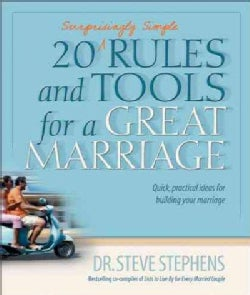 20 Surprisingly Simple Rules and Tools for a Great Marriage (Paperback)
