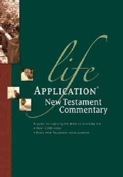 Life Application New Testament Commentary (Hardcover)