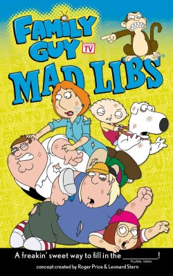 Family Guy Mad Libs (Paperback)