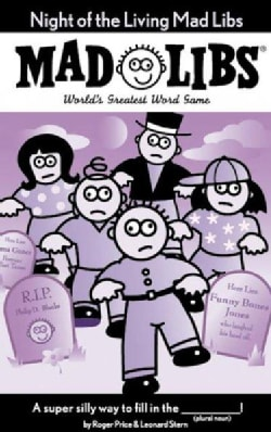 Night of the Living Mad Libs (Paperback)