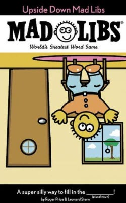 Upside Down Mad Libs (Paperback)