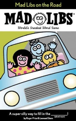 Mad Libs on the Road (Paperback)