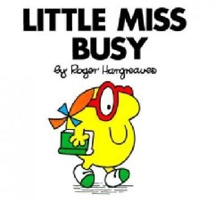 Little Miss Busy (Paperback)